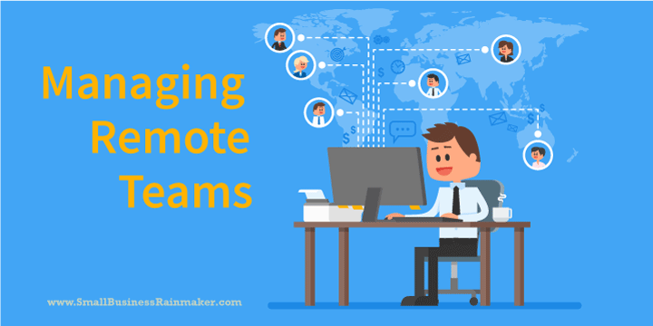 8 ways to manage remote teams