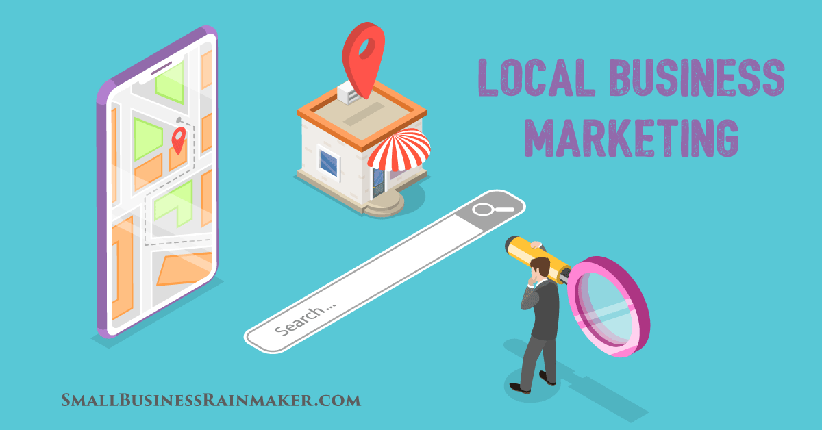 9 key local business marketing tips