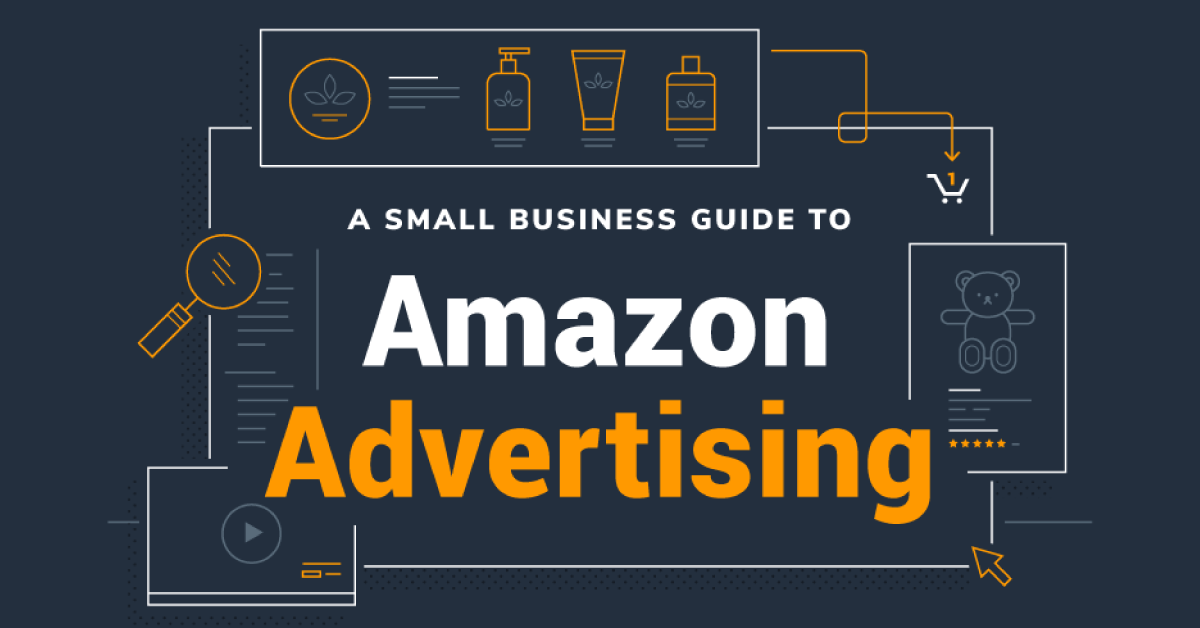 Amazon advertising and ecommerce for small business