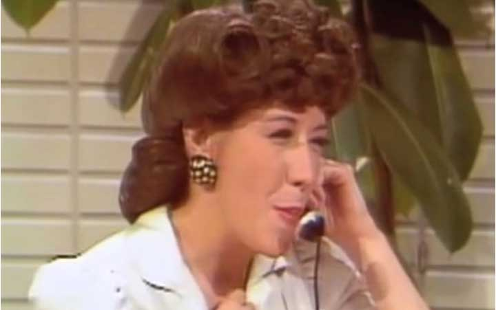open phone call-in event Lily Tomlin as Ernestine