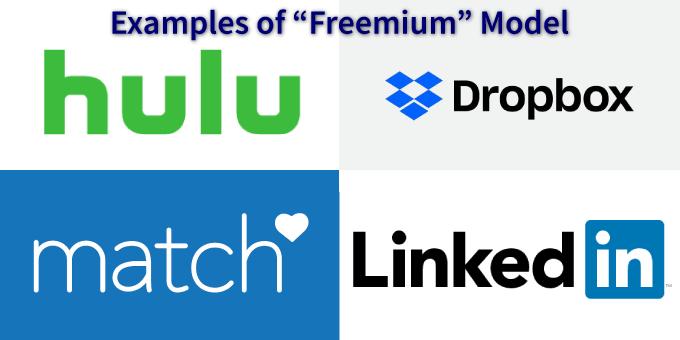 Freemium marketing strategies examples of