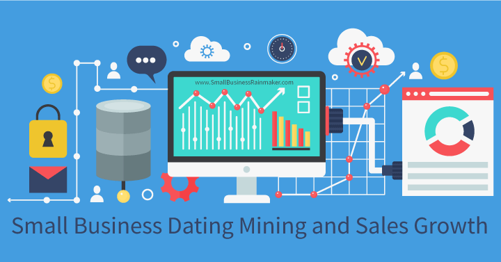 Grow sales with data mining information