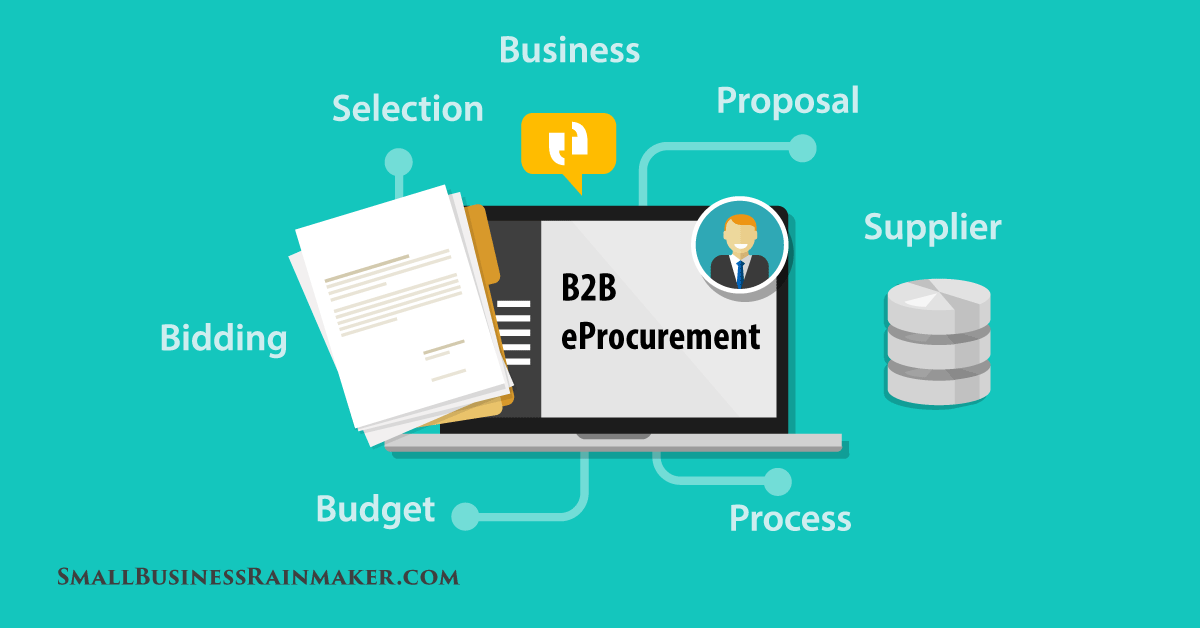 b2b electronic procurement trends
