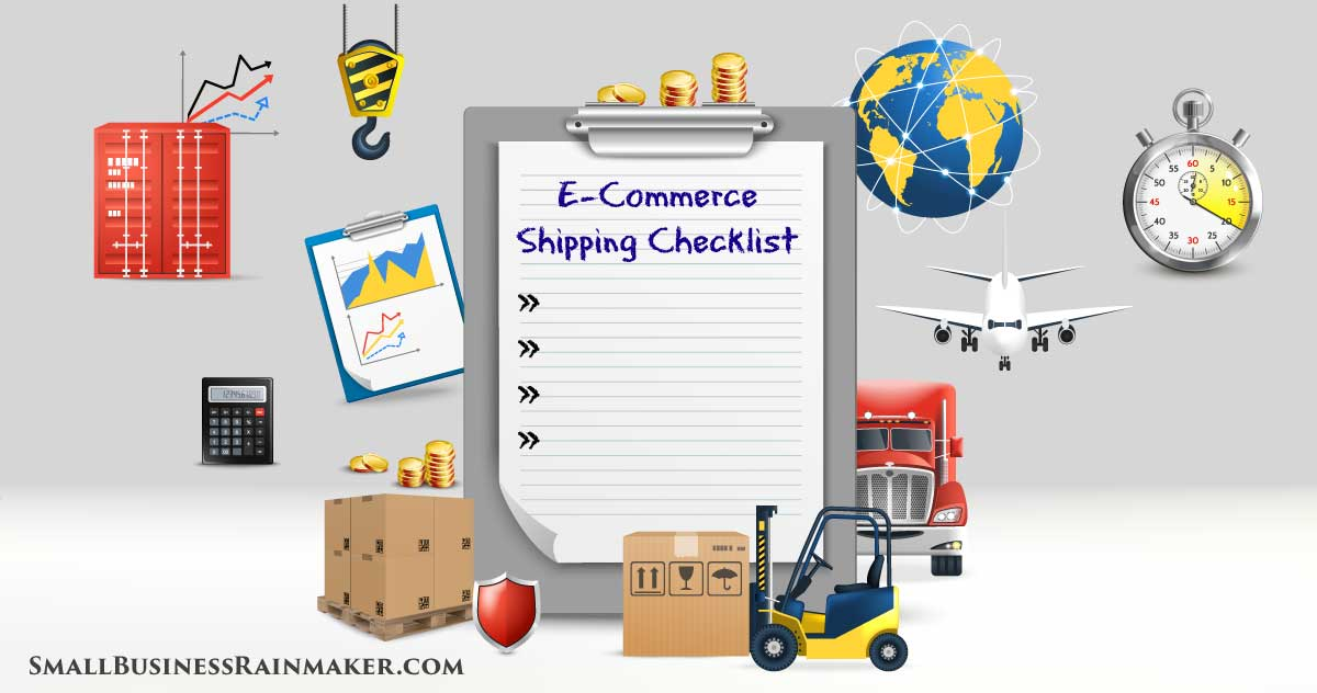 beginners guide ecommerce shipping logistics