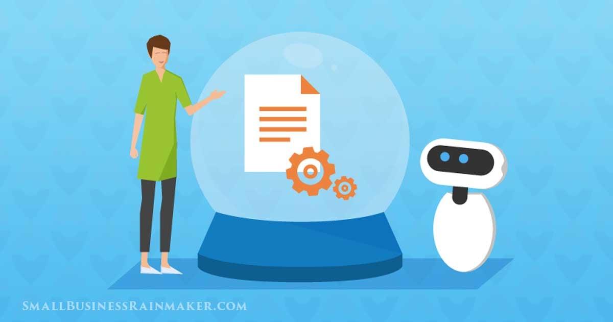 benefits of business automation smb ai machine learning