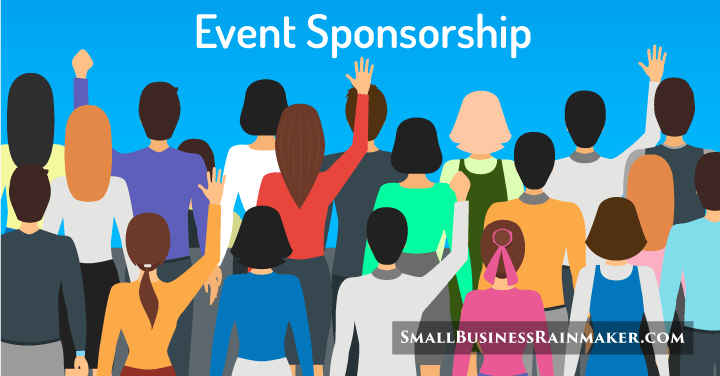benefits of event sponsorship for small business