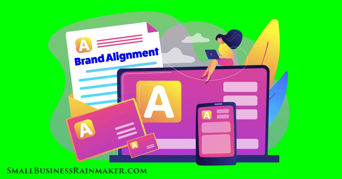 brand alignment align company with brand identity