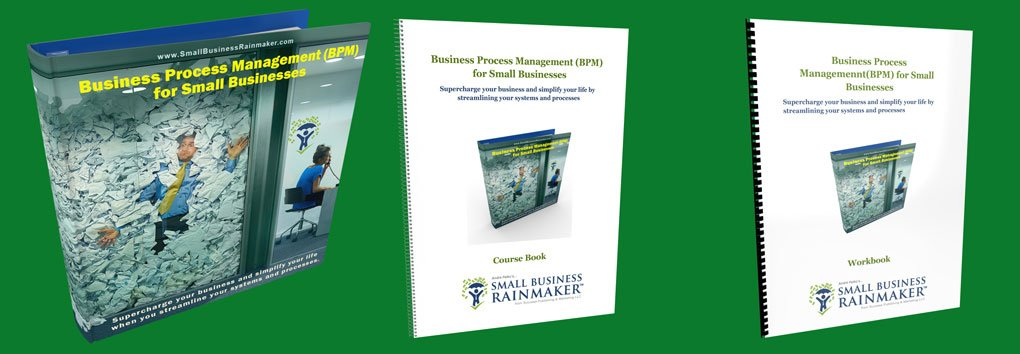business process management course materials