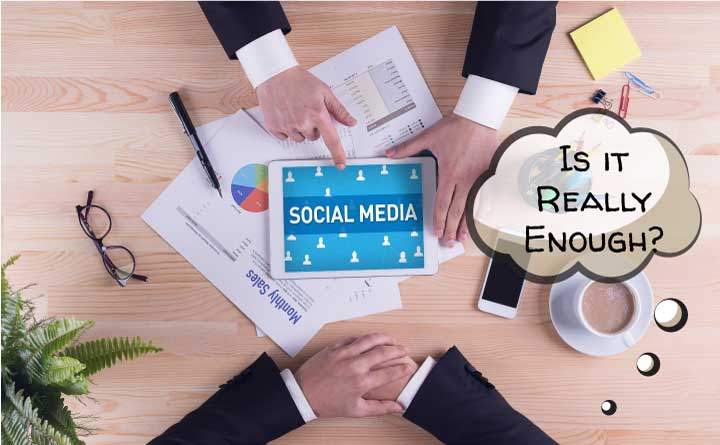 can-small business rely on digital marketing alone