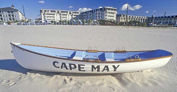 cape may for business