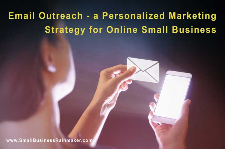 complete guide to email outreach personalized marketing strategy for online small business