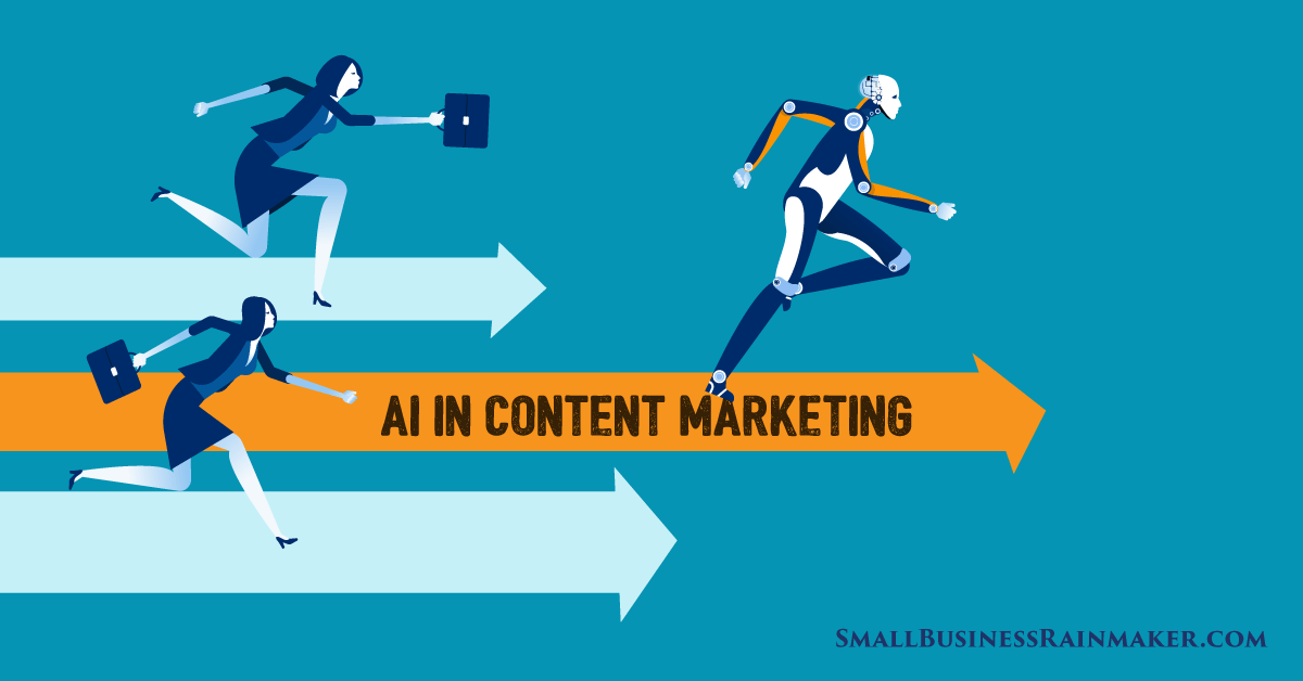 content marketing using artificial intelligence