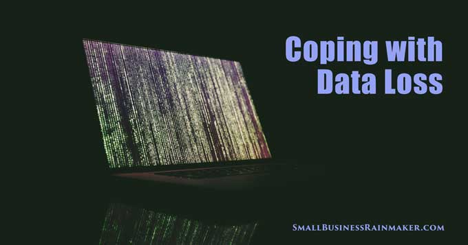 coping with data loss