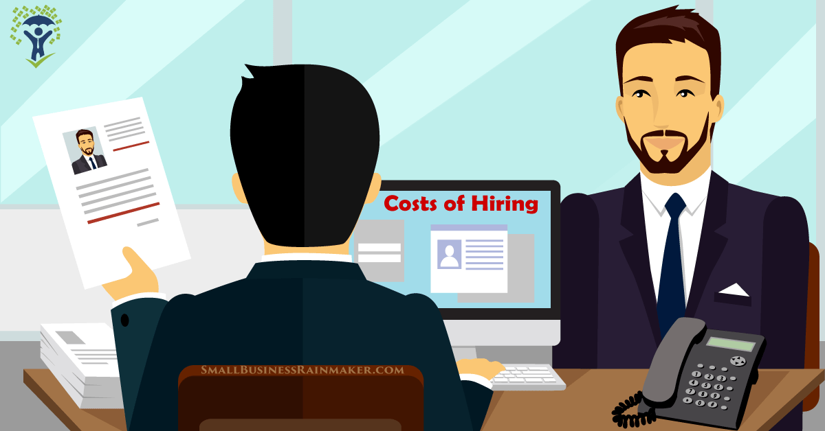 costs of hiring an employee