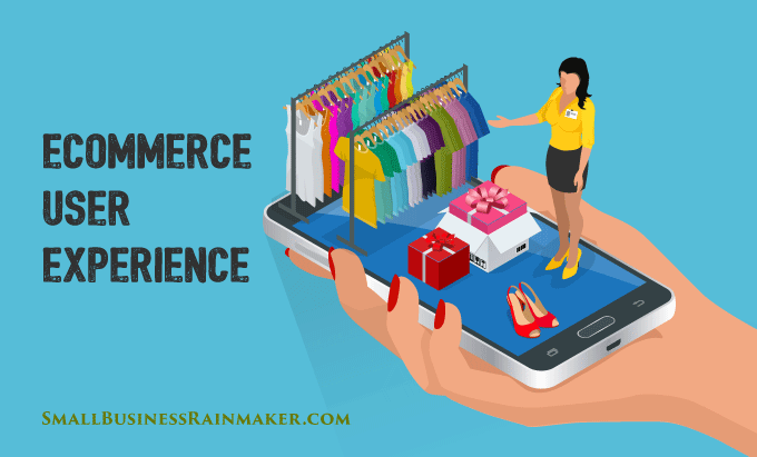 create best ecommerce user experience
