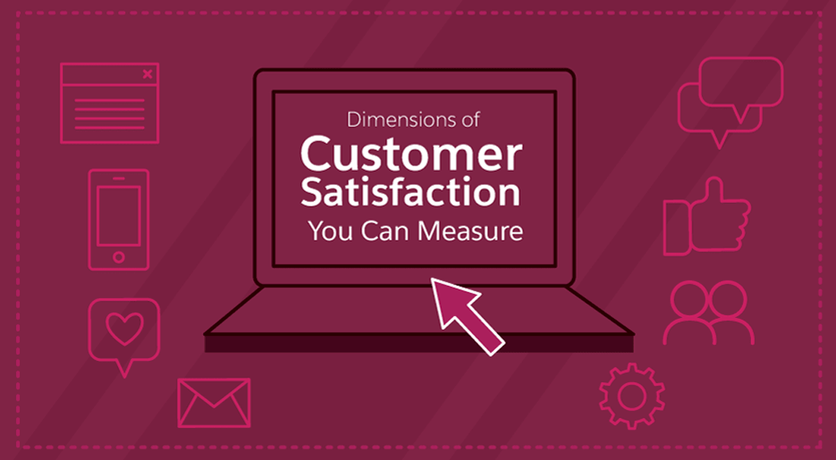 customer satisfaction elements that can be measured