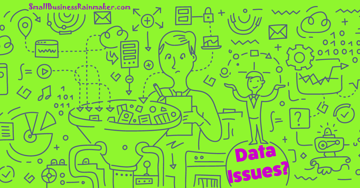 data issues in marketing campaigns