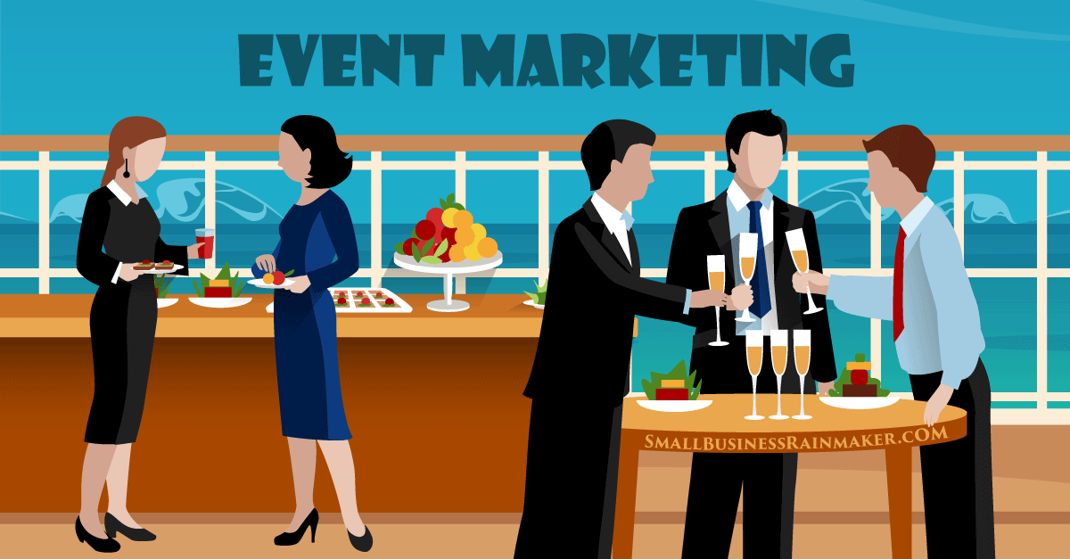 event marketing ideas small business