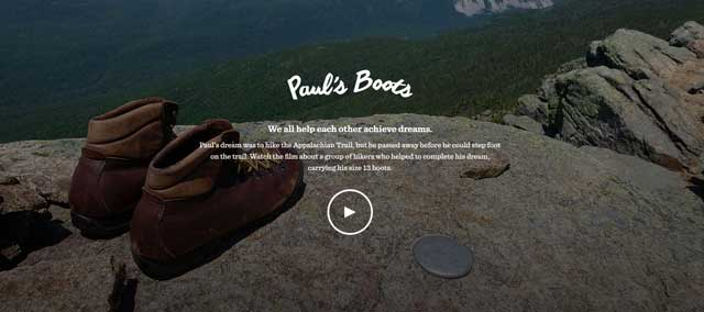 example of long form content rei pauls boots doc