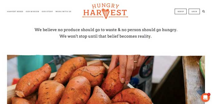 example social responsibility food industry