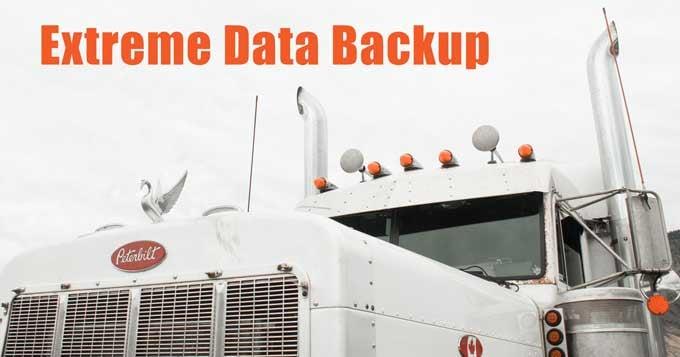 extreme data backup