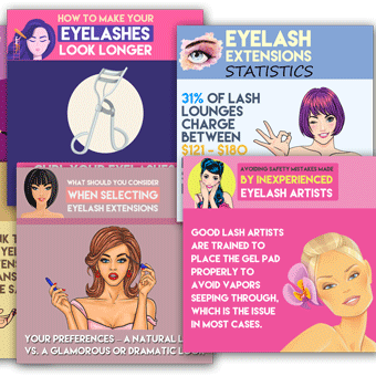 eyelash salons