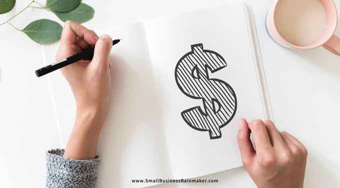 financial challenges starting a new business