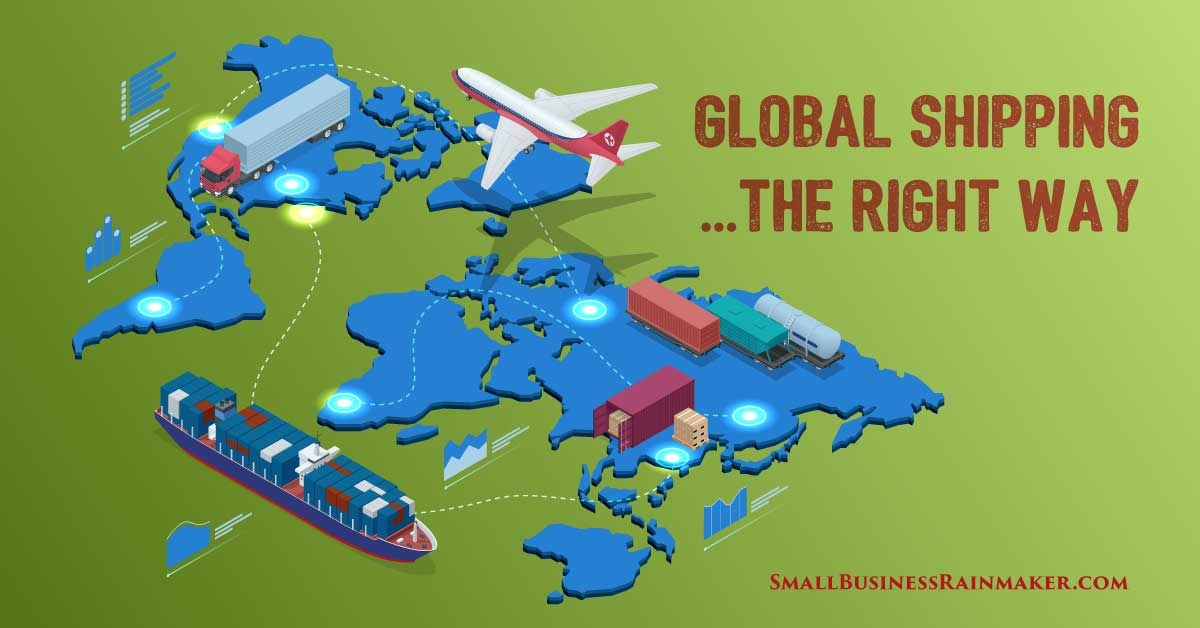 global shipping for success