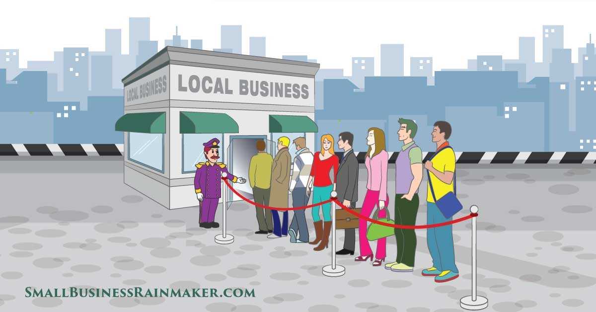 grassroots marketing ideas for local business