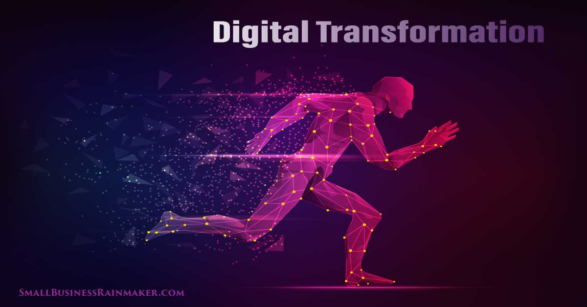 how digital transformation can grow your small business