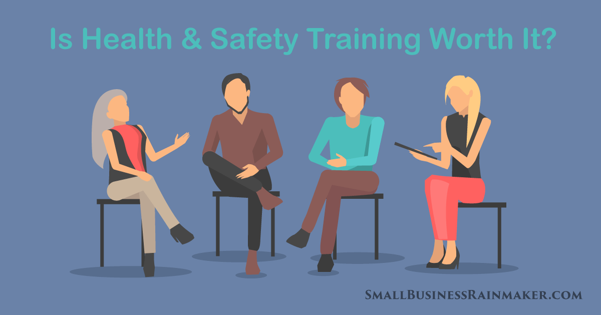 how health safety training benefits your business