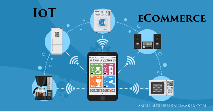 how internet of things iot can help ecommerce