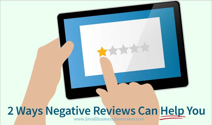 how negative reviews can help your business customer service