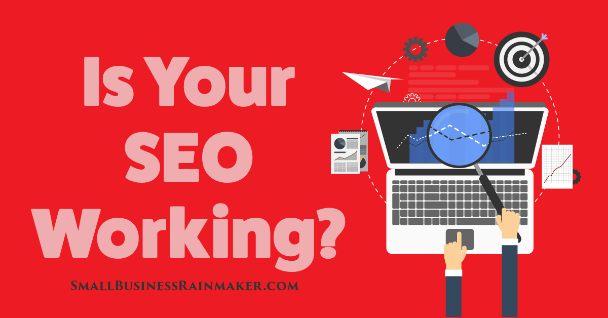how to check if seo campaign is working