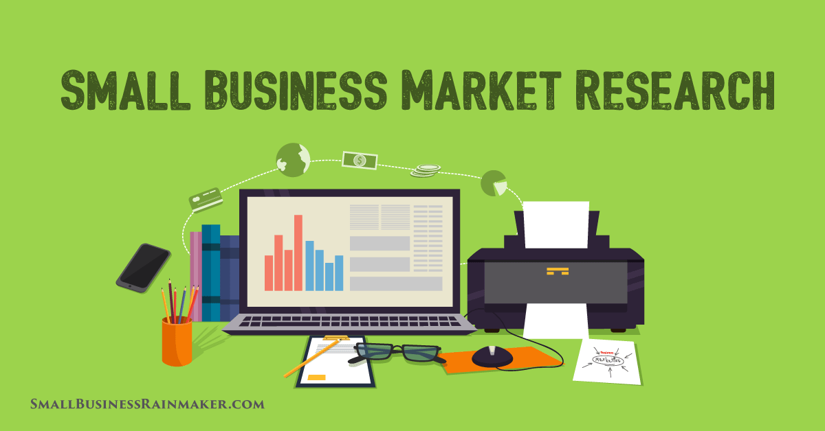 how to conduct market research small business