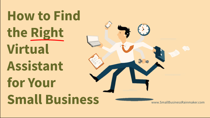how to find right virtual assistant for your small business
