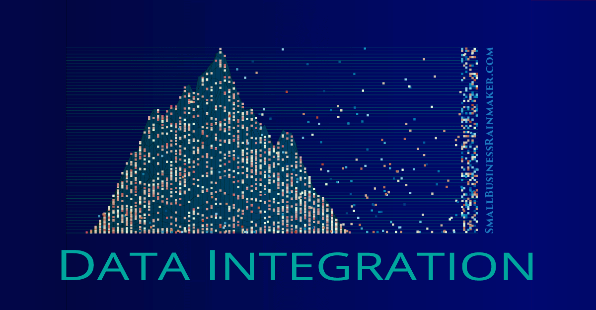 how to integrate company data streamline business processes