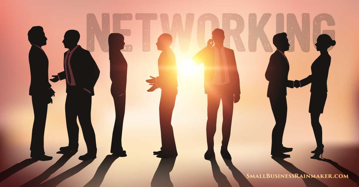 how to network effectively 4 tips