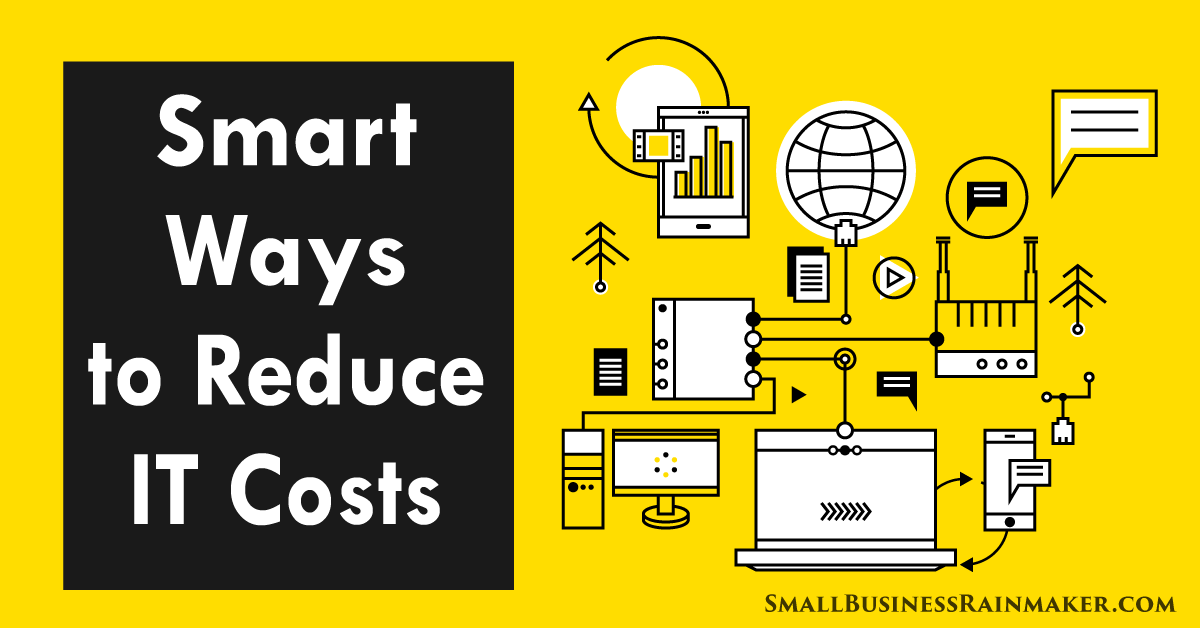how to reduce costs of IT project