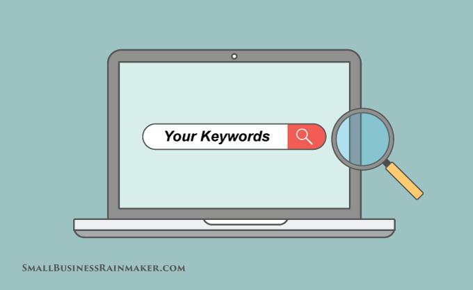 how to use keywords LinkedIn SEO