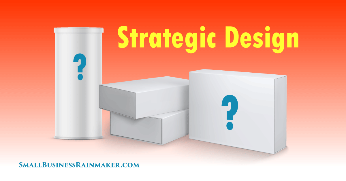 how to use strategic design
