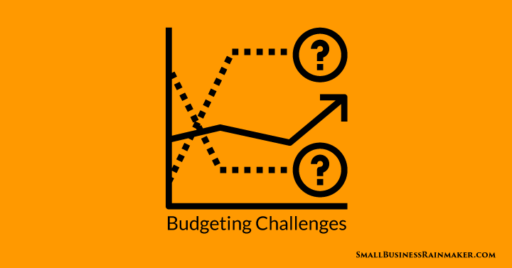 budgeting challenges in economic recovery
