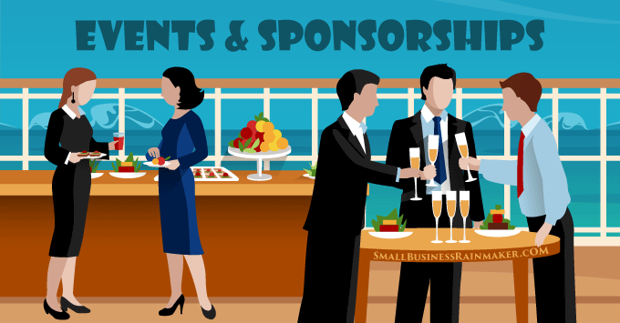 event marketing and sponsorships