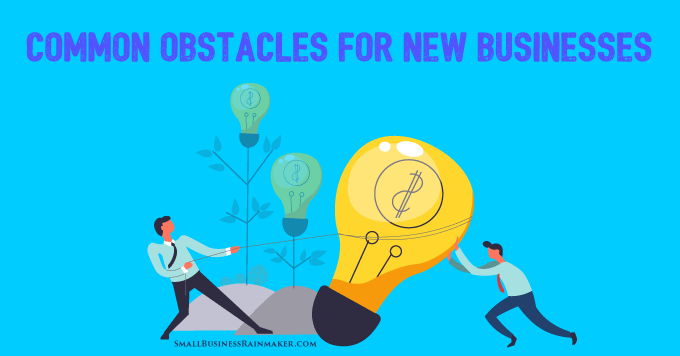 obstacles faced by new business startups