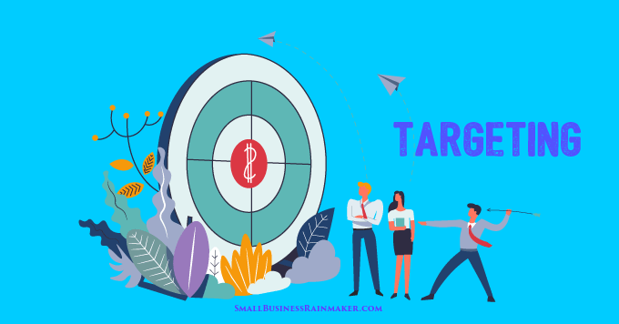 targeting and niching for small business startups