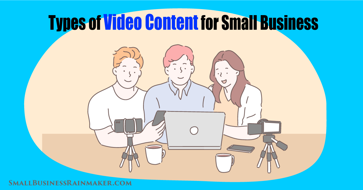 types of video content for small business