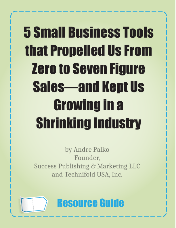 Resource Guide - 5 Small Business Tools