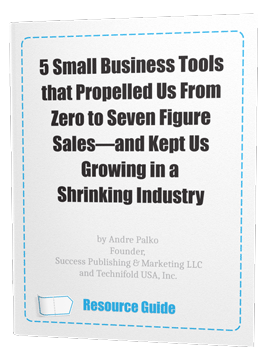 Resource Guide - 5 Tools for Business