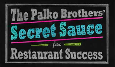 Secret Sauce for Restaurant Success