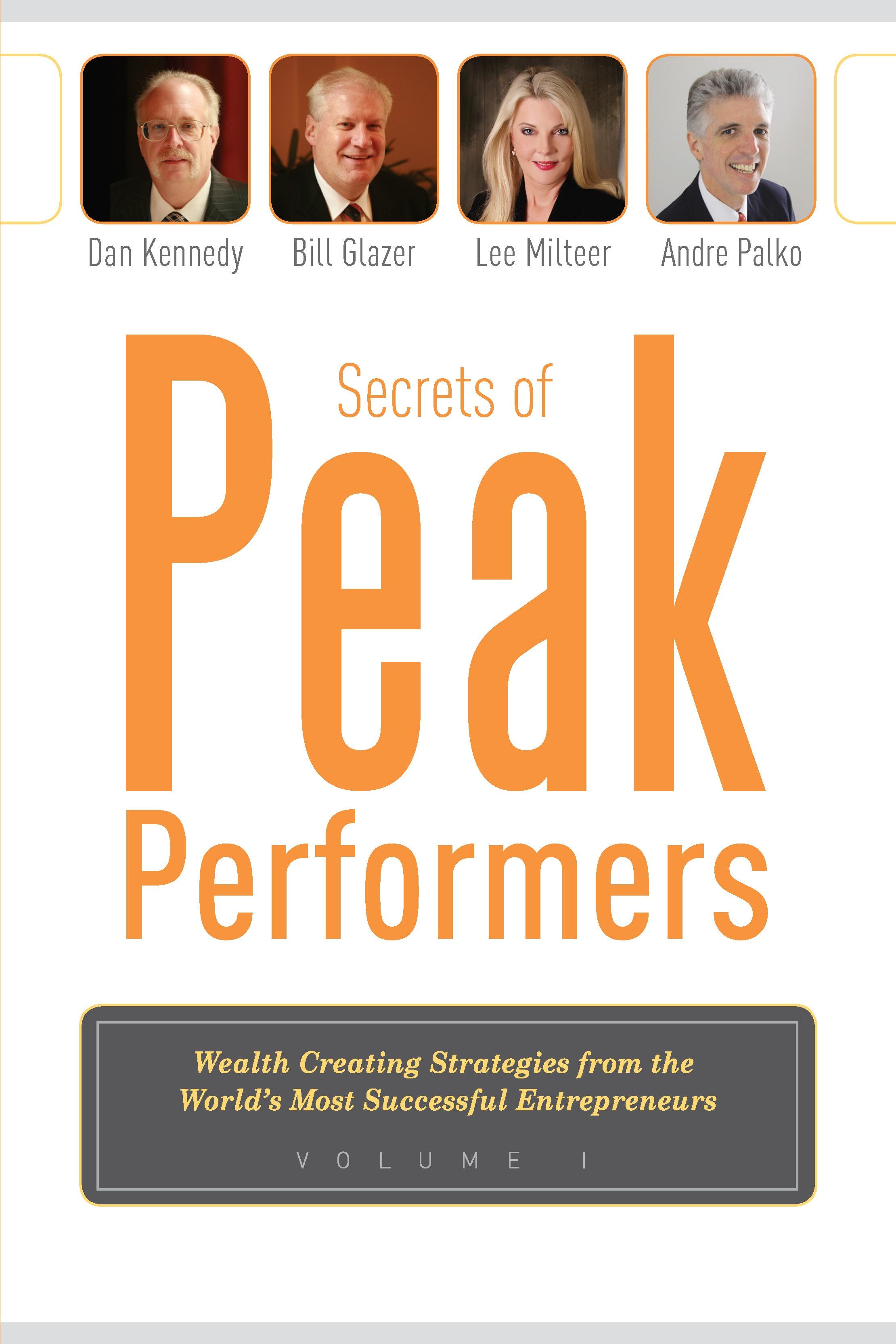 Secrets of Peak Performers